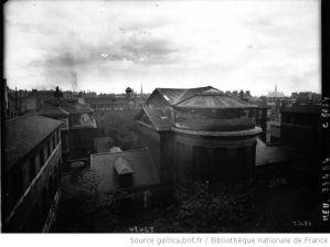 1912 - La prison Saint Lazare