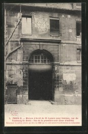 Prison Saint-Lazare