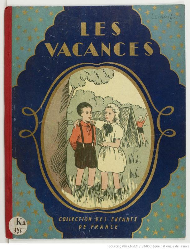 Source : gallica.bnf.fr / Bibliothèque nationale de France / Les vacances par la Comtesse de Ségur