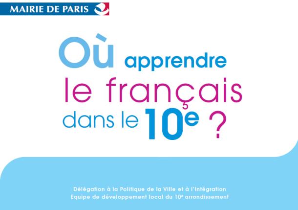 ou apprendre le français