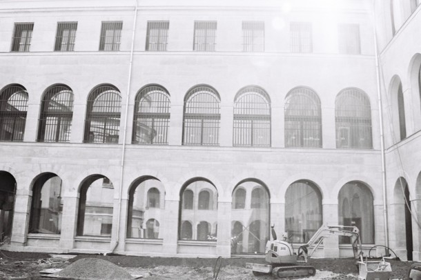 Rez de chaussée façade 2