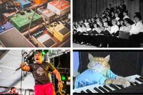 Fête de la musique à lamédiathèque