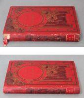 Avant / Après : Rob Roy le proscrit, Walter Scott, adaptation d'Émile Pech, illustrations de Jordie, Boivin, [sans date], cote : FA in4 109