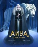 anya et le tigre blanc