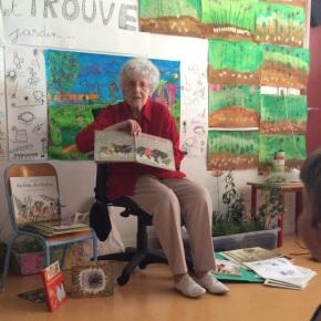 Rencontre avec l'auteure illustratrice GerdaMuller