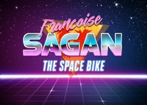 the Space Bike : vive le retro gaming !