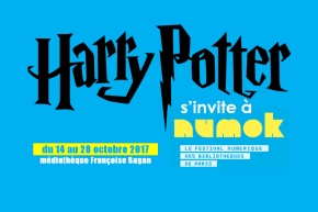 Harry potter s'invite à NUMOK