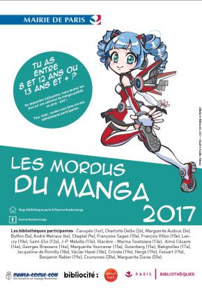 Les mordus du manga2017