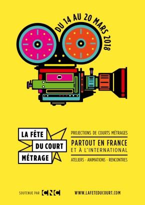 La fête du court-métrage2018