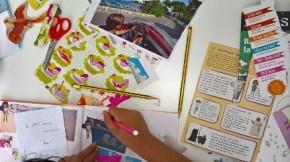 Les DIY de l'été : carnet de voyage au paysimaginaire