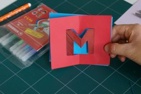 Les DIY de l'été : fabriquez votre cartepop-up