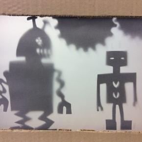 A l'actu de la médiathèque : Marionnettes, automates,robots