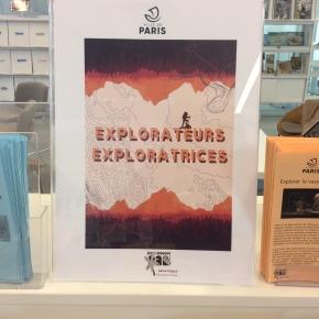 A l'actu de la médiathèque : Explorateurs,exploratrices