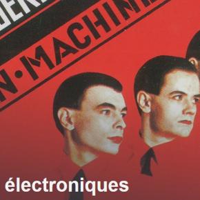 Playlist Prémices électroniques