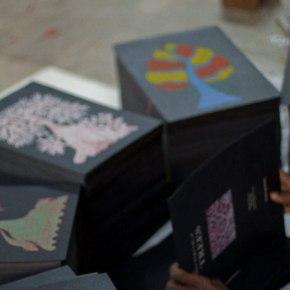 Les éditions Tara Books au fonds patrimonial Heure Joyeuse : des mythes et des rites jusqu'aux livres d'artiste#2