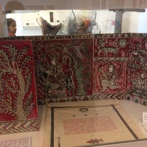Les éditions Tara Books au fonds patrimonial Heure Joyeuse : des mythes et des rites jusqu'aux livres d'artiste#3