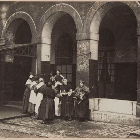 Prisonnières de Saint-Lazare, une petite exposition à lamédiathèque